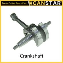 Hot selling garden tool and reasonable price gasoline 430 1E40F-5 brush cutter crankshaft