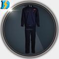 Roupas garçom em uniformes do hotel com 4 deslize bolsos dobrar design na volta ajustável cuff