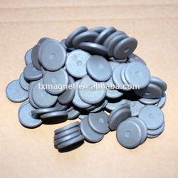 hard disc Permanent Monopole strontium ferrite magnet for sale