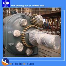 K type jacketed chemical process vessel for pharmaceutical industry