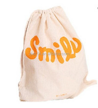 20 oz heavy cotton canvas bag/ pe cotton bag drawstring/ hdpe cotton bag drawstring