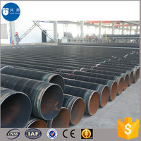 Industry oil and gas pipeline corrosion resistant pe coated seamless tube for Australia regions