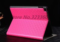 slim magnetic smart cover back case sleep wake for Apple IPad AIR 2,Smart case cover for ipad 6