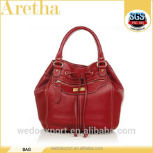 trend style 2014 original leather handbag women