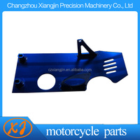 customized aluminum alloy colorful motorcycle fender