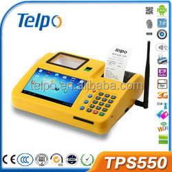Telpo TPS550 Dual SIM All in One Android Touch POS Machine