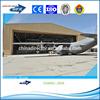 china supplier for light steel structure prefabricated aircraft hangar or steel aircraft hangar