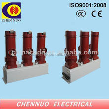 3 poles 24kv vacuum contactor ac switch for capacitor bank