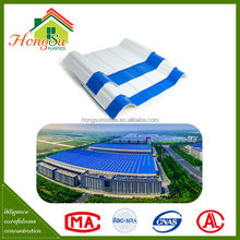 Best selling products long term color stability 3 layer anti corrosive pvc roofing tiles