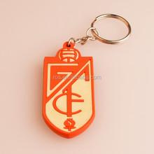 Rubber Keychain / Rubber Key Chain / Custom Rubber Keyring