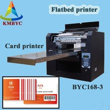 A3 size small size calling card, tabulating card logo printing machine,uv flatbed