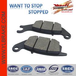 excellent quality motorcycle brake part braking lining