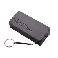 Newest mini perfume 5600mah mobile phone power charger universal power bank for smart