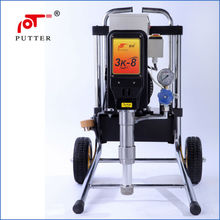 Gold supplier China electric paint spray machine