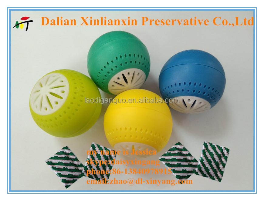 how to make air freshener balls