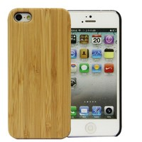 Real wood for hot selling iphone 6 case / wood pc mixed phone case / back cover for iphone 5s wood