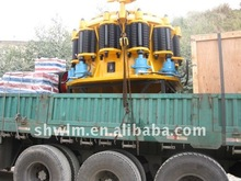 2012 new marble granite pebble gravel rock mining cone crusher