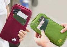 Hot selling Passport bag / passport travel bags / passport case