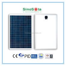 PV Panel Solar Module 100W Made of A-grade Crystalline Cells
