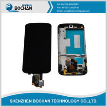 high quality lcd digitizer for lg e960 google nexus 4 lcd touch screen replacement with low price