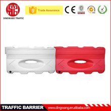 DINGWANG Classic Blow molding One Hole Crowd Barrier