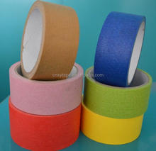 automotive colorful Masking Tape on hot sale with cheap price