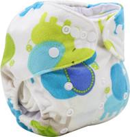 Ohbabyka China manufacturer baby hot diaper bamboo printed terry cloth nappy