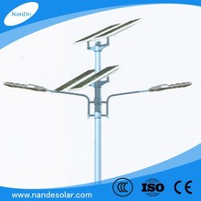 High Quality 100w 150w Led Solar dlc led street light with china manufacturers factory direct selling