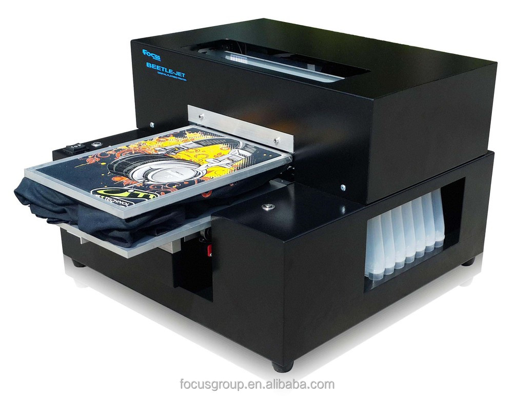Wholesale cheap direct to garment printer price digital t for Cheapest t shirt printing machine