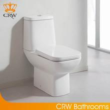 CRW HB3546 Inodoro de cerámica de dos piezas
