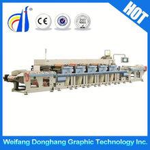 Automatic Narrow Web Flexo Label Printing Machine