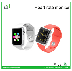 FOR IPHONE 5s with smartwatch bluetooth for ce rohs 2015 smart watch phone