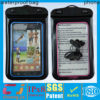 2014 inflatable PVC waterproof bag for samsung galaxy note 3 with lanyard