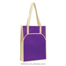 Printed pp non woven cloth shopping tote Bag