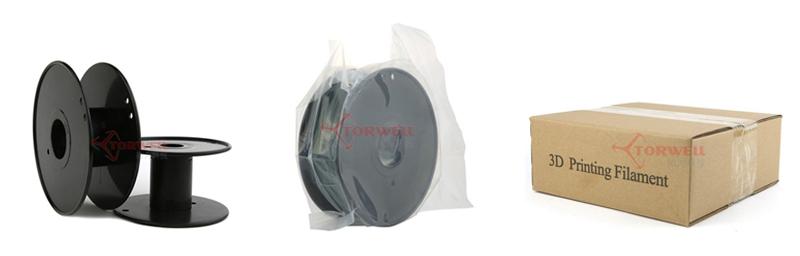 PET filament package