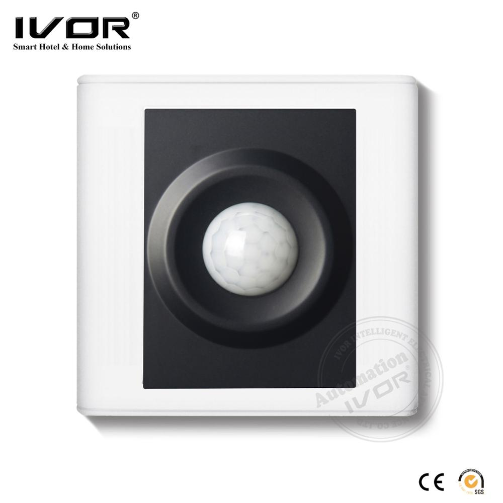 Sensor Switch Pir Light Switch Motion Double Pole Infrared Sensor ...