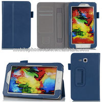 Bookstyle Popular Design PU Leather Tablet Case For Samsung Galaxy Tab 3