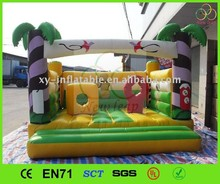 New palm tree bouncers inflatables for kids