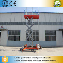 Direct Factory Price hot sale promotion scissor car lift for car and truck