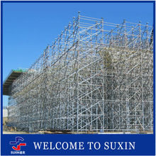 Suxin Ringlock Scaffolding System Layher Type Scaffolds with SGS certificated