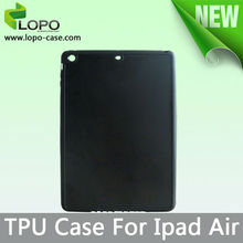 Best price Sublimation silicone rubber phone case for Ipad air from LOPO