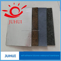 china cheapest self adhesive asphalt /bitumen waterproof membrane/felt