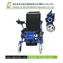 electric wheel folding power wheelchair like motorcycles