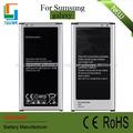 venta caliente al por mayor de la batería para samsung galaxy s5