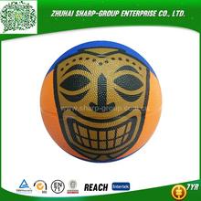 hot selling OEM rubber basketball manufacturer