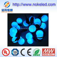 shenzhen cheap price remote control changable color waterproof rgb Christmas led bulb lights for decoration