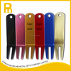 New promotional aluminum colorful golf divot tool with great price