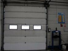 12mm tempered glass sliding commercial door stainless steel glass door mat