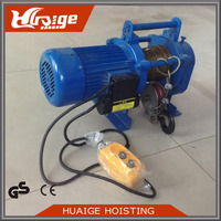 Cable Pulling Machine 1Ton KCD Electric Wire Winch