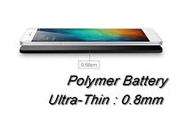 8000mAh High Capacity Ultra-thin External Portable Mobile Power bank